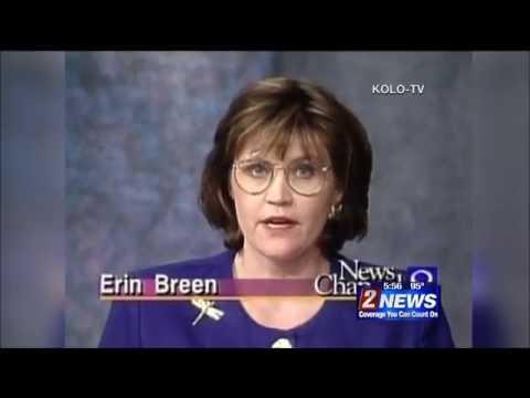 Erin Breen Leaves KTVN for Ireland