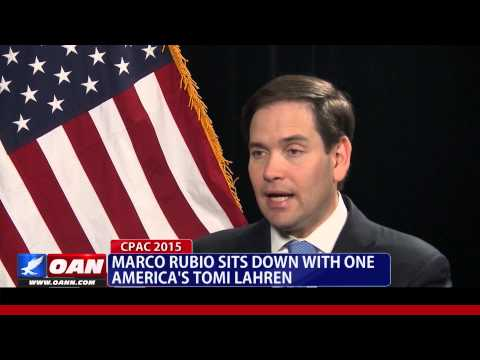 Senator Marco Rubio on Immigration at CPAC 2015