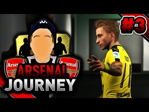NORSK FIFA 17 | THE JOURNEY - Marco Reus?! #3