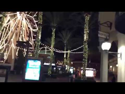 Orange County, California, beaches and shopping