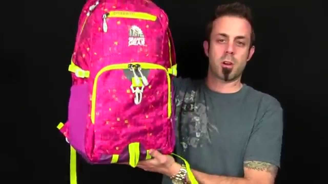 6c2b3dc7379a Granite Gear Eagle Backpack Back To School Review