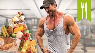 Ernährung: So baust du Muskeln auf! Anleitung