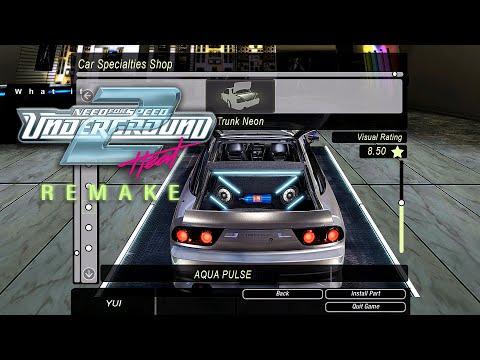 If Need For Speed Underground 2 Was Remade | NFS Heat