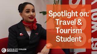 SPOTLIGHT ON - TRAVEL & TOURISM
