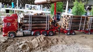 Rc Trucks Model Expo Helsinki 2017