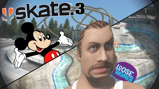 HILARIOUS SKATE 3 FAILS! #1 l (SHOOTING STARS , MIND YOUR HEAD , YEA..)
