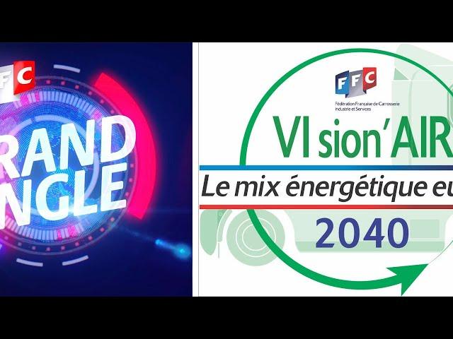 VIsion'AIR, l'étude européenne de la FFC sur le mix énergétique des véhicules industriels et urbains