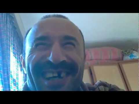 Gülmeyi yeni ke�n adam