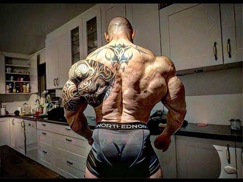 NO REST TILL IM DEAD – Bodybuilding motivation