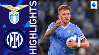 Lazio 3 1 Inter Lazio triumph at the Olimpico Serie A 2021 22