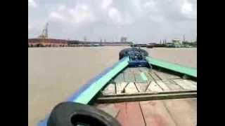 universitas muhammadiyah palembang menyusuri sungai musi bareng anak agribisnis 2010