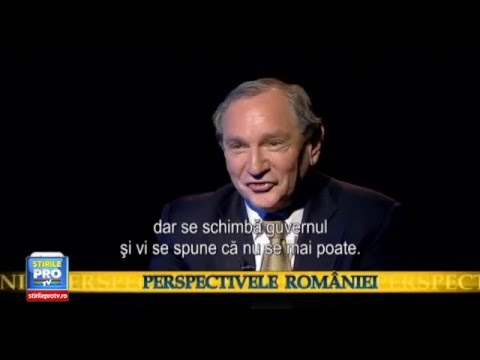 George Friedman, Stratfor president: Romania in geopolitical game between Russia and USA (sub: RO)