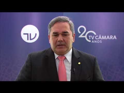20 Anos TV Câmara: deputado Cabo Sabino (Avante-CE)