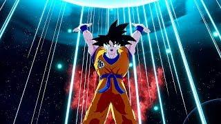 Dragon Ball FighterZ - Goku Spirit Bomb Combo (3 bars 7892 Damage) @ 1440p (60ᶠᵖˢ) QHD ✔