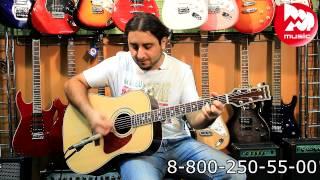 Гитара акустическая MARTINEZ FAW-807