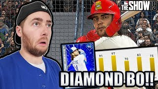 الماس بو BICHETTE هنا!! MLB المعرض 19 الماس اسرة