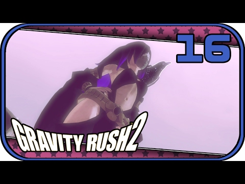Gravity Rush 2 - Let's Play (BLIND) - [16] Separate Tables