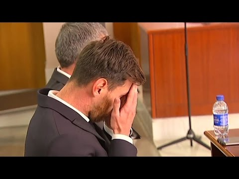 Lionel Messi In Court During Tax Fraud Trial, Denies All Knowledge Of His Money Going Offshore