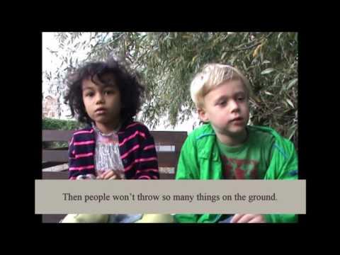 Ghent School Ecological footprint