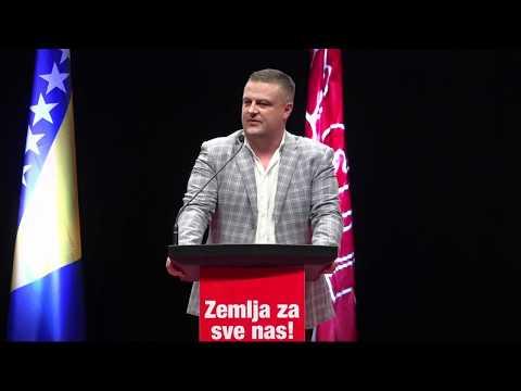 Mijatović: Rekli smo Dodiku, jasno i glasno...Gotov si!