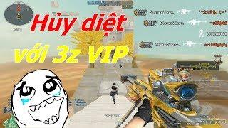 Chế Độ Pakour Zombie : 3z VIP - Tiền Zombie v4