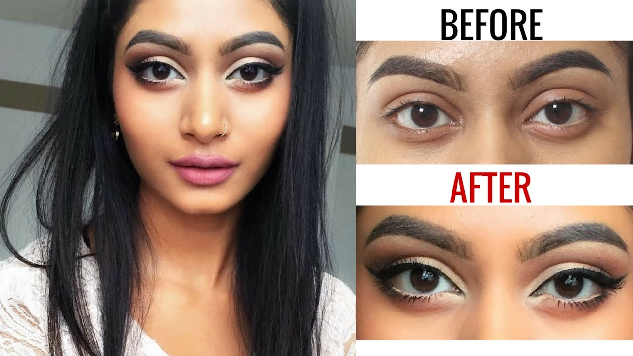 How to makeup your eyes