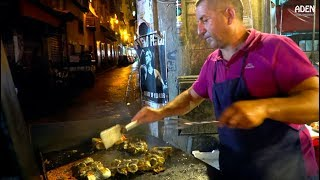 Street Food in Palermo - Sicily