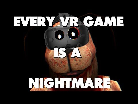 Every VR Game On Steam Is A Nightmare - This Is Why - Part 2
