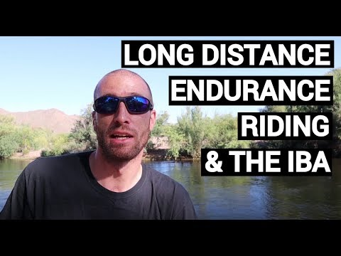 Endurance Motorcycle Long Distance Riding and the Iron Butt Association