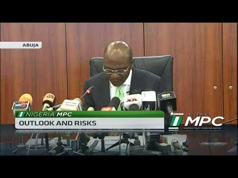Nigeria MPC retains monetary policy rate at 14% (Full Speech)