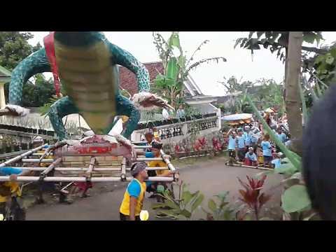 Ogoh Ogoh Desa Pakel Kec Gucialit Lumajang