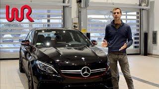 Mercedes-Benz C63 AMG 2015 Videos