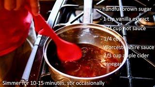 Quick Tips 2 Enhance Store Bought BBQ Sauce  TruBBQtv