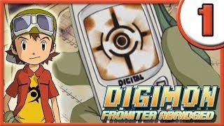 Digimon Frontier Abridged Ep 1 A God Awakens BloodYokaiStudios