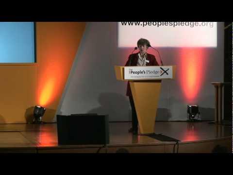 Ruth Lea economist, People