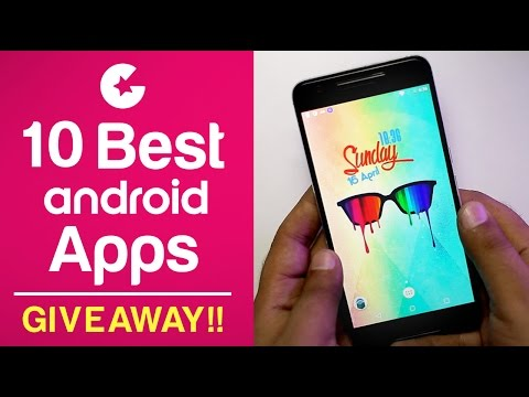 Top 10 Best Android Apps (April 2017) + GIVEAWAY!!!