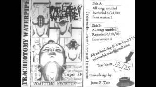 Tracheotomy Waterpipe - Vomiting Necktie (Full Tape)