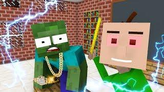 Monster School : Baldi Challenge - Minecraft Animation