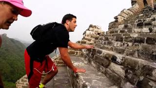 Great Wall of China Marathon 2014 〜万里の長城マラソン2014〜