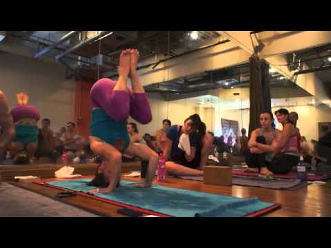 yoga tips with christina sell  the inner edges of your