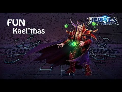 видео: heroes of the storm: top 1 eu (7 выпуск) - Кель'тас