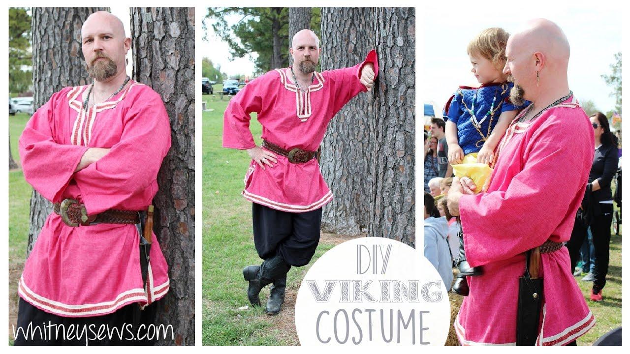 efd60d02 Viking Costume - DIY Inspiration | Whitney Sews