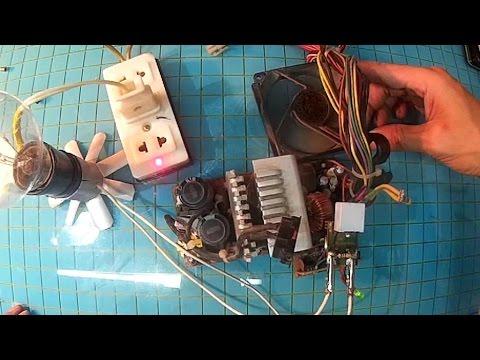 sửa đồ điện không lo cháy nổ, cách lắp bóng điện làm cầu chì bảo vệ