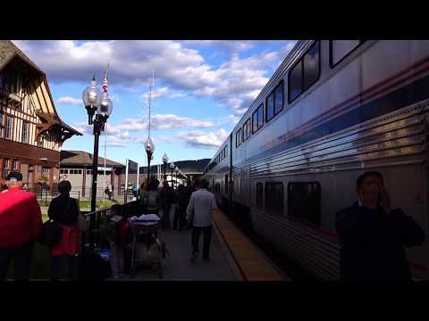 Amtrak Empire Builder - Chicago To Spokane - June 12th 2018