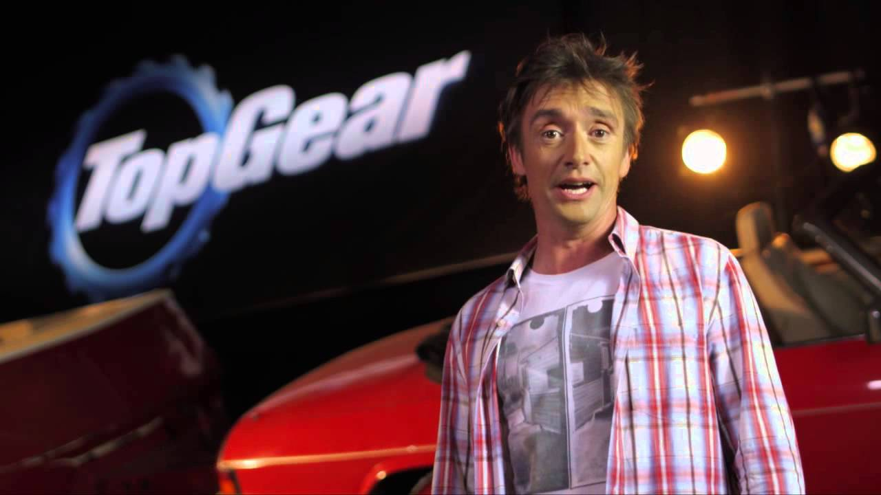 richard hammond zaprasza polskich fan w na top gear live. Black Bedroom Furniture Sets. Home Design Ideas