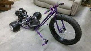 motorized drift trike build ver 2 0 part 4