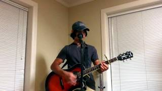 "Hillsong Live ""Mighty To Save"" by Daniel Roblyer cover"
