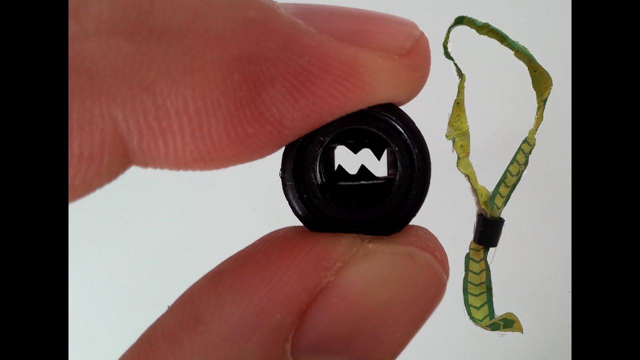 fábrica auténtica daee3 b6026 How to remove festival wristband (Cómo quitar pulsera de festival)