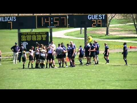 WSC Mens Rugby Elite 8 vs Cali Maritime pt.2 (of 2)