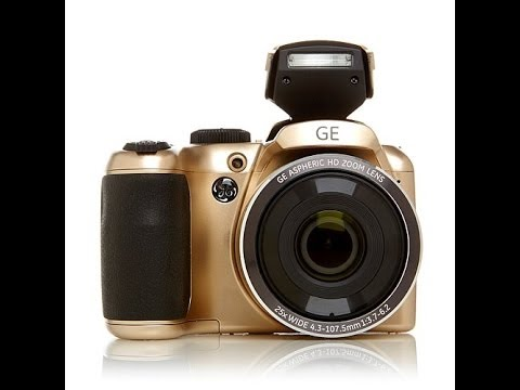 ge x2600 camera  software